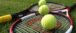 tennis at waterside cottages