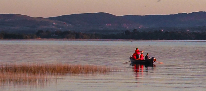 lake boat lough derg dromineer